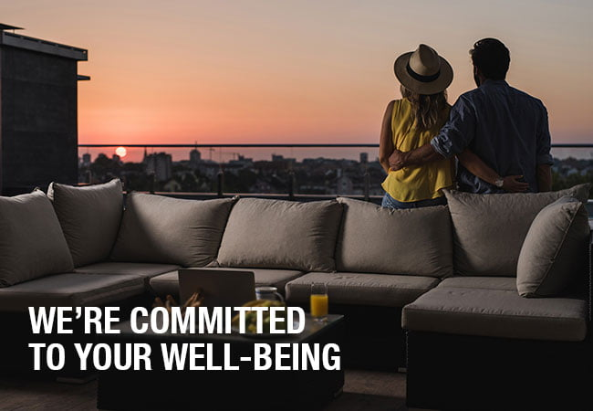 AmroLiving we are committed to your well being - Home