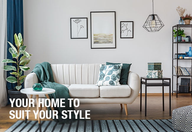 Amroliving your home to suit your style - Home