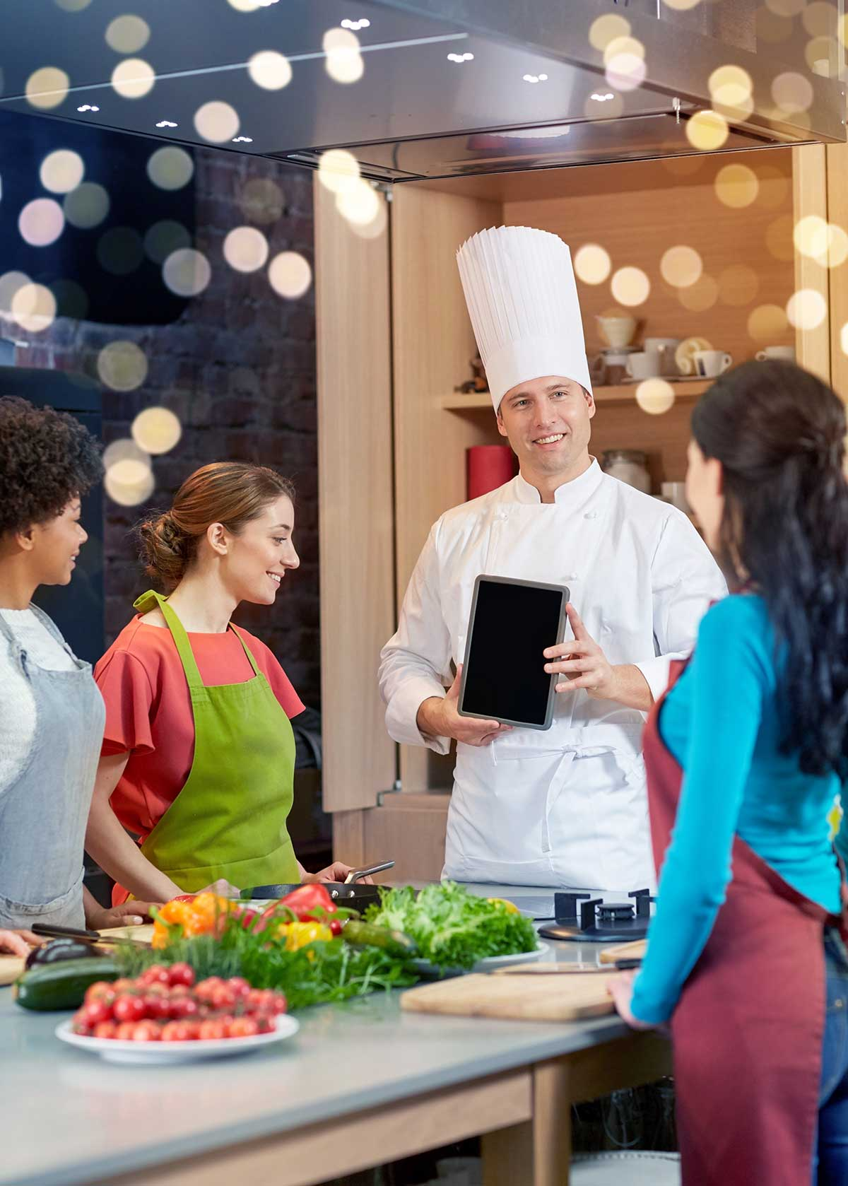 amroliving cooking classes - Home
